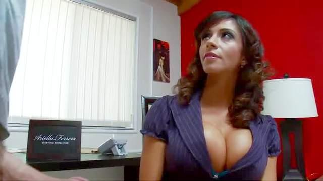 Ariella Ferrera hot fucking fun