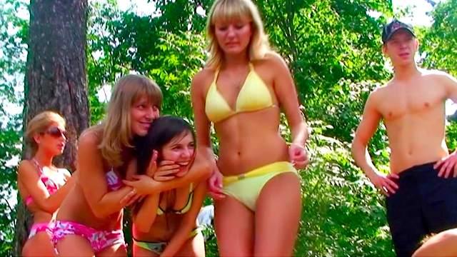 Tiffany, Marta, Hannah, Alika