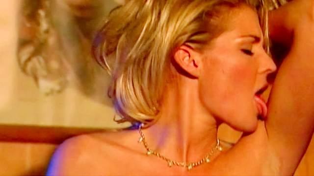 Busty pornstar perform erotic scenes in HD