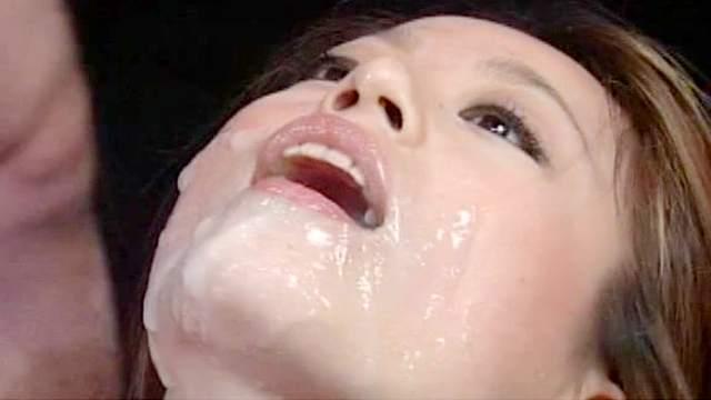 Blowjob, Bra, Bukkake, Compilation, Cum swallow, Dress, Facial, Japanese, Long hair, Maid, MILF, On stage, Small tits