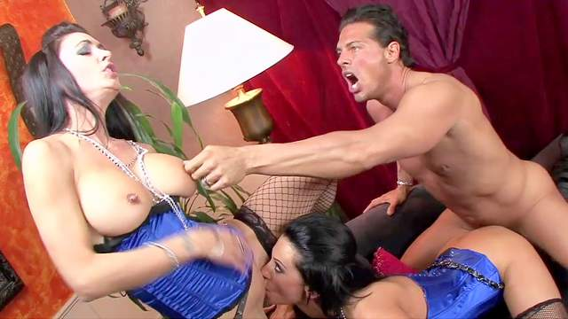 Tanya James, Jessica Jaymes, Nick Manning