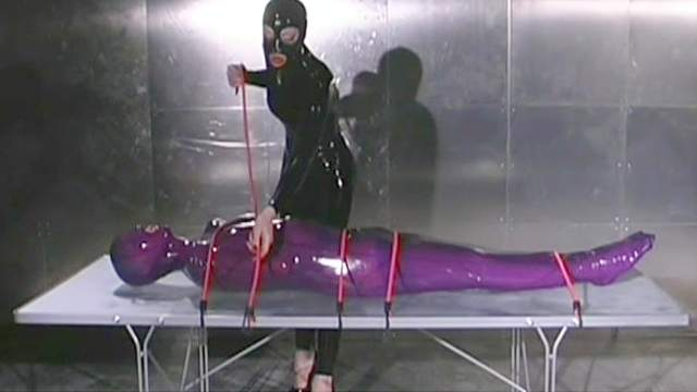 Sasha Monet, Mistress Latex