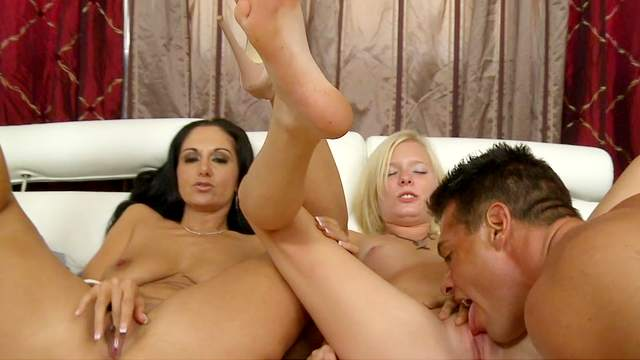 Ava Addams is banging with her boss