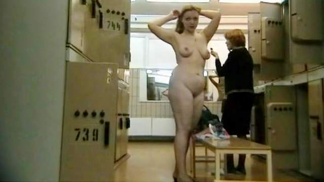Big tits, Hidden cam, Locker room, Mature, Mom, Voyeur