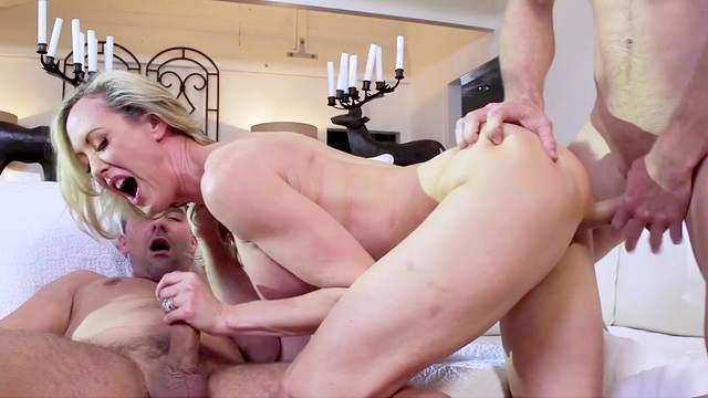Brandi Love, Toni Ribas, Michael Vegas