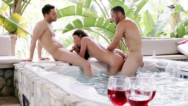 Seth Gamble, Adria Rae, Damon Dice