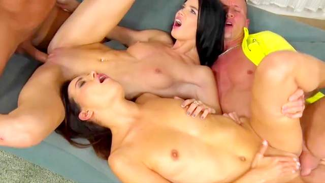 Sabby, Lovenia Lux, Roxy Dee