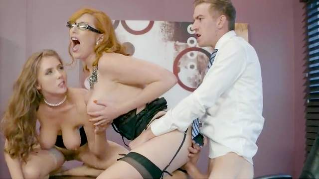 Danny D, Lauren Phillips, Lena Paul