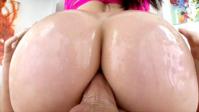 Sexy milf butt fucked by younger male