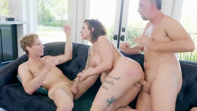 Keiran Lee, Michael Vegas, Ivy Lebelle