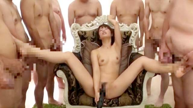 Asian, Babes, Bukkake, Creampie, Cumshot, Facial, Gangbang, Japanese, Masturbation, Small tits, Stockings, Vibrator