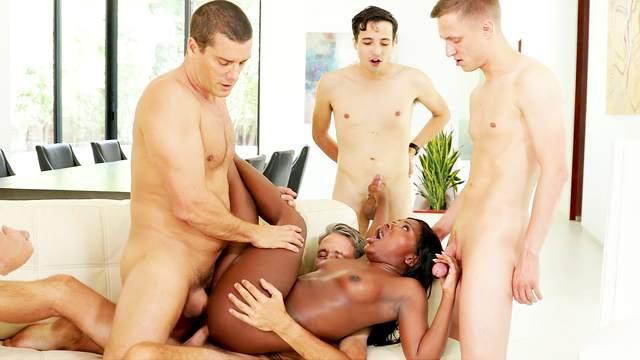 Steve Holmes, Jessy Jones, Ramon Nomar, Noemie Bilas, Ricky Spanish, Alex Mack