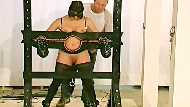 BDSM, Bizarre, Brunette, Coach, Doll, Fetish, MILF, Rope, Stockings
