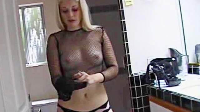 See girls in lingerie in compilation video