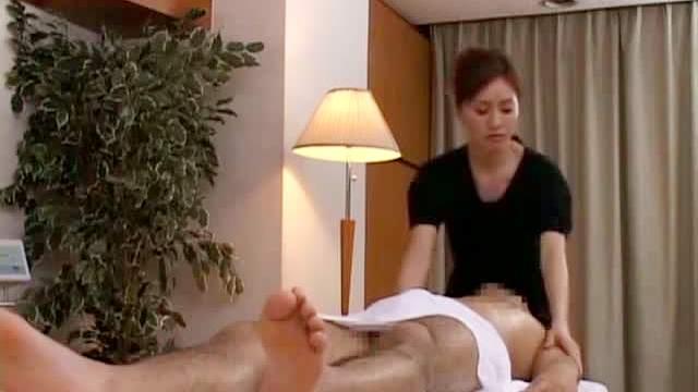 Asian, Blowjob, Brunette, Handjob, Japanese, Massage