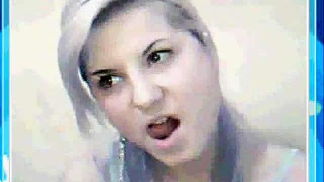 Amateur, Blonde, Small tits, Teen, Turkish, Webcam