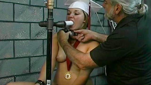 BDSM, Bondage, Caning, Gagging, Handcuffs, Pussy, Shaved pussy, Smothering
