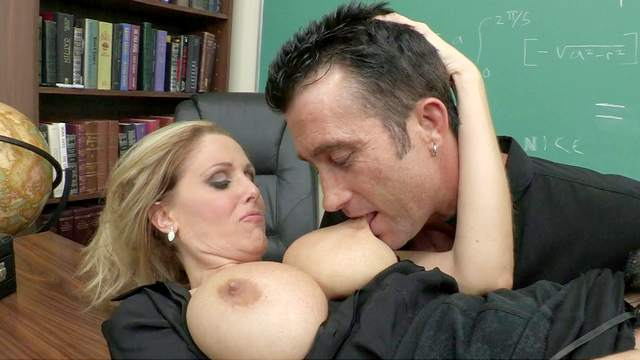 Julia Ann, Billy Glide