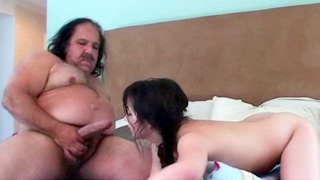 Lindy Lane fucked by fat old guy