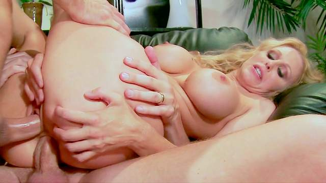 Julia Ann, John Strong, Mark Wood