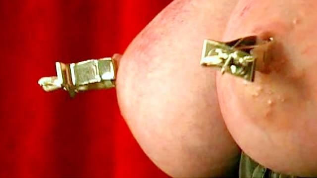 BDSM, Handcuffs, Hanging, Maledom, Pain, Punishment, Spanking, Tits torture