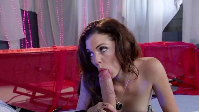 Danny D is penetrating slutty babe Kiera Winters