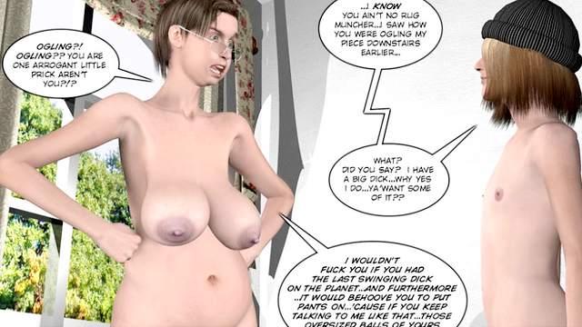 3D Porn, Comics, HD